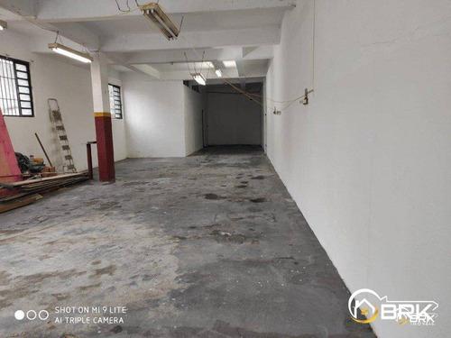 Salão Comercial Para Locação - Sa0011