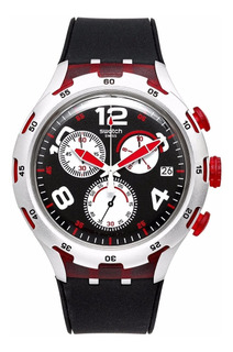 Reloj Swatch Red Wheel
