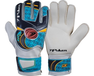 Luva De Goleiro Poker Training Tam: 8, 9, 10 Original