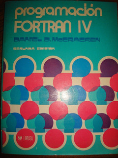 Programacion Fortran Iv - Daniel D. Mccracken