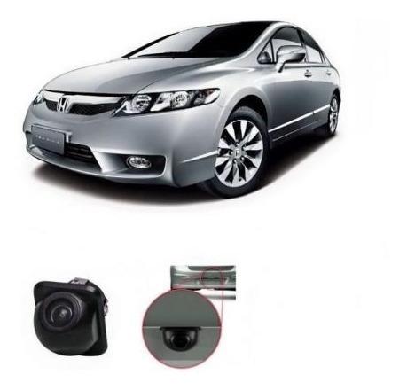 Camera De Ré Tartaruga Honda Civic Todas Versões