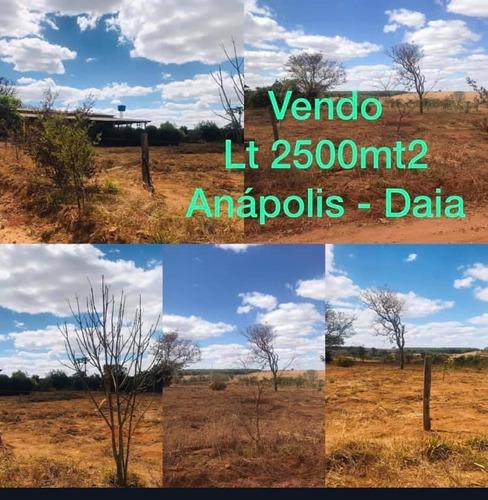 Imagem 1 de 6 de Vende - Se Lote De 2500 Mt No Daia  Proximo A Geolab