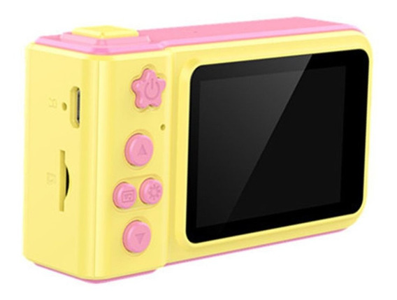X1 Criança Digital Câmera Fotográfica Gravação Multi-função