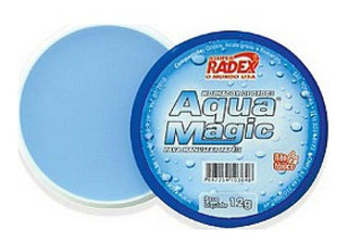 Molha Dedo 12 Gramas Aqua Magic -radex