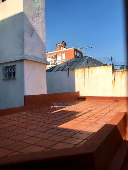 Barrio Sur, Alquila 2 Dormitorios, Estufa A Leña, Terraza