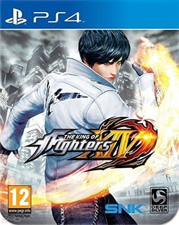The King Of Fighters Xiv ~ Ps4 Digital Español