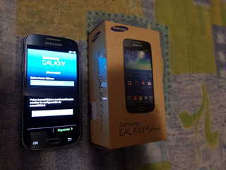 Samsung S3 Mini Para Personal Impecable En Caja! Hermoso!