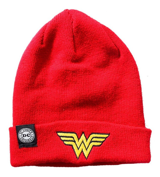 Gorro - Dc Comics - Wonder Woman - Original