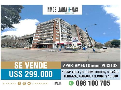 Imagen 1 de 27 de Apartamento Venta Pocitos Montevideo Imas.uy S *