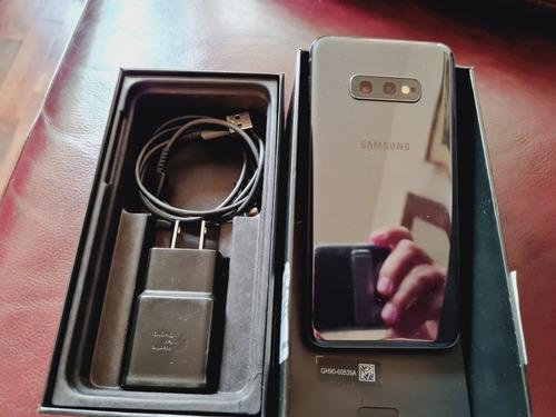 Celular Samsung S10e, De 06 Gb De Memoria Ram, 128 Gb De Alm