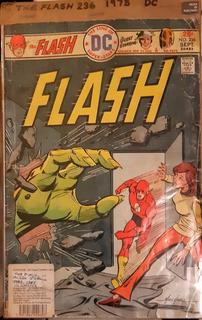 The Flash #236, 1975, Dc Comics.