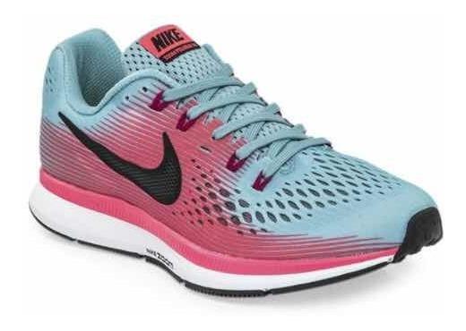 Zapatillas Nike Pegasus 34 Mujer-talle 8us