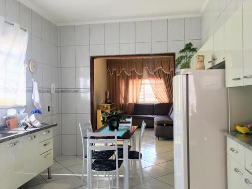 Casa Em Jardim Chaparral, Mogi Guaçu/sp De 90m² 2 Quartos À Venda Por R$ 190.000,00 - Ca757758