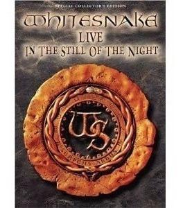 Whitesnake Live. . . In The Still Of The Night Dvd