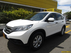 Honda Cr-v 2wd Lx At City