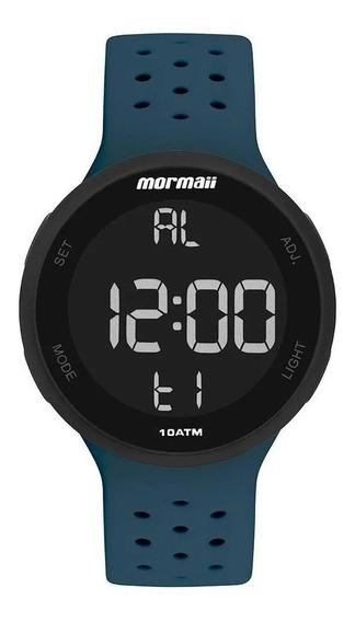 Relógio Mormaii Unissex Digital - Mo7700ac/8a Com Brinde