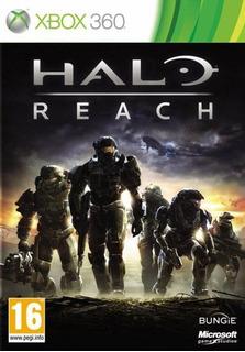 Halo Reach Xbox 360 En Buen Estado