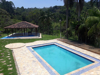 Chácara Com 18 Dormitórios Para Alugar, 25000 M² Por R$ 9.000/mês - Jardim Santa Paula - Cotia/sp - Ch0221