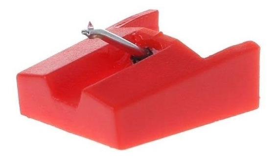 Agulha St09 Toca Discos Ponta Red Diamond Alta Qualidade