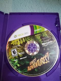 Kinect Adventures Xbox 360 Solo Disco