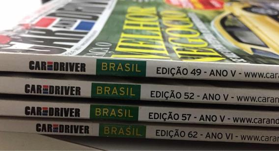 Revistas Car And Driver Brasil (carta Reg)
