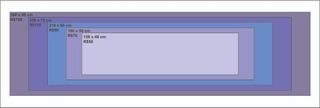 Faixa Banner Impressão Em Lona 250x70 Cm, Vende, Aluga, Bixo