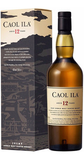 Whisky Malt Caol Ila 12 Años