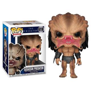 Funko Pop! Movies #619 Predator Assassin Predator