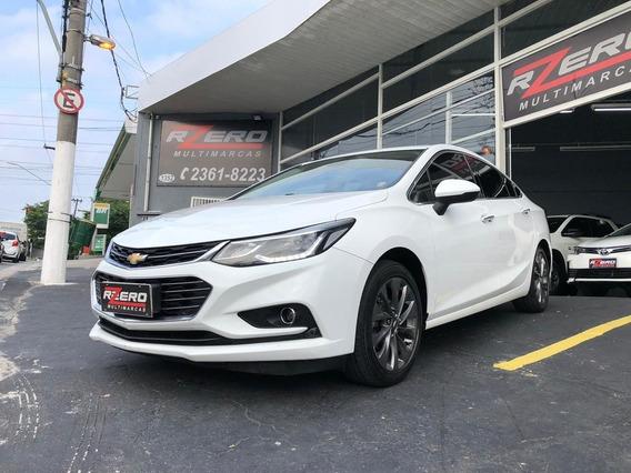 Chevrolet Cruze Ltz 2017 Automático Completo 1.4 Flex Novo