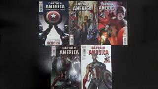 Capitan America Num. 16-25
