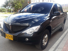 Ssangyong Actyon Sport 4x4 Con Bajo Turbo Disel 2011
