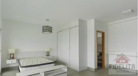 Studio Para Locação Em São Paulo, Vila Regente Feijó, 1 Dormitório, 1 Banheiro, 2 Vagas - 150351