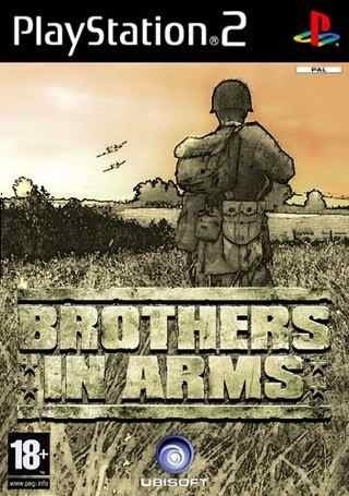 Brothers In Arms: Road To Hill 30 - Ps2 Patch +2 Brind