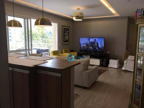 Apartamento À Venda, 109 M² Por R$ 692.000,00 - Morumbi - São Paulo/sp - Ap9525