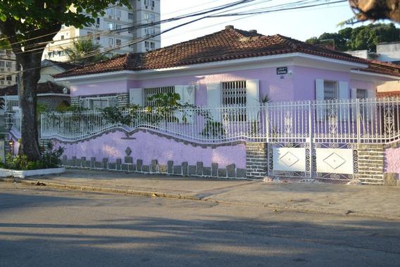 Casa Em Praça Seca, 3 Quartos.