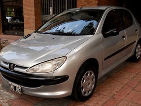 Peugeot 206 1.4 Generation 75cv 5 Ptas Impecable