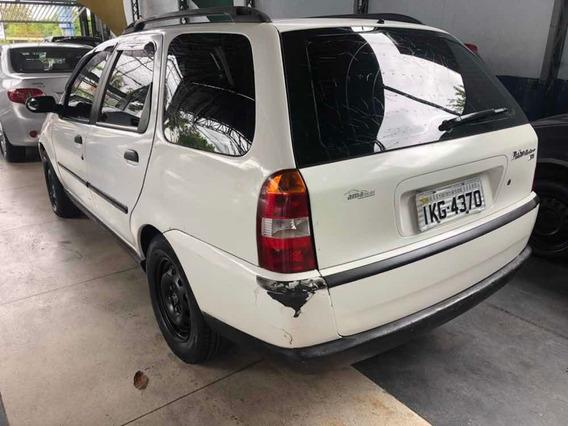 Fiat Palio Weekend 1.0 16v Elx 5p