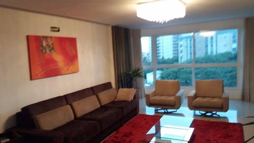 Apartamento Com 4 Dormitórios À Venda, 178 M² Por R$ 1.590.000,00 - Centro - Canoas/rs - Ap0494