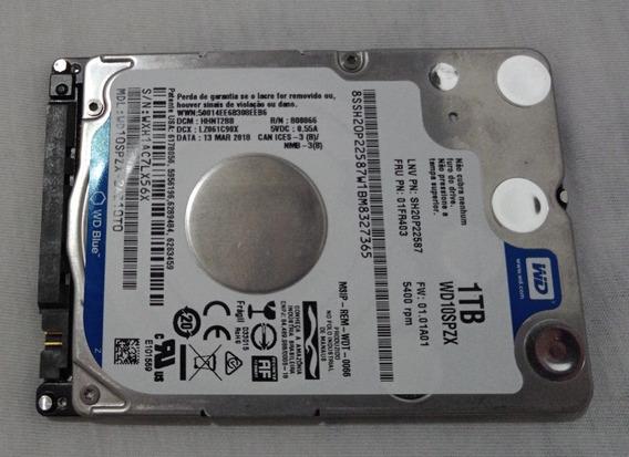 Hd Wd- 1 Terabyte + Adaptador Para Hd Externo