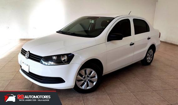 Volkswagen Voyage 1.6 Trendline 2014 Gnc