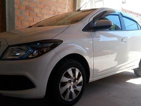 Chevrolet Onix Lt Motor 1,4 Branco Completo