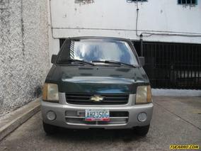 Chevrolet Wagon R Mini Vans