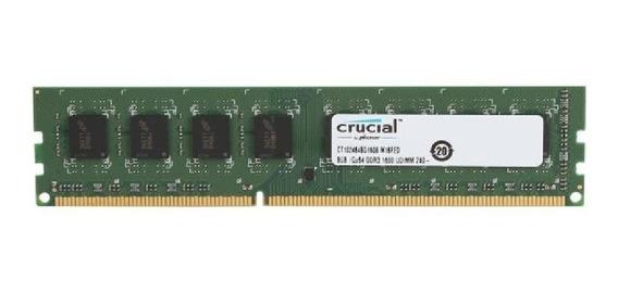 Memória Ddr3l 1600mhz 8gb Dell Precision Workstation T3600