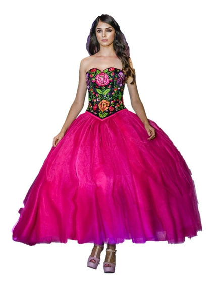 Vestido Para Xv Años Modelo Dalia