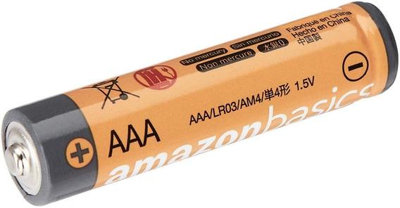 Baterias Aaa Amazon Basics Caja De 36