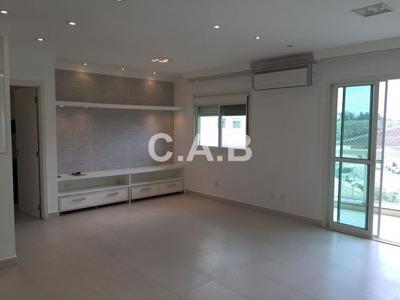 Apartamento Resort Tamboré De 2 Suítes Para Venda - 10303