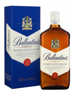 Whisky Ballantines 1000cc