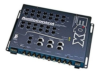 Control De Audio Eqxgray Tronco Monte Ecualizador Con Crosso