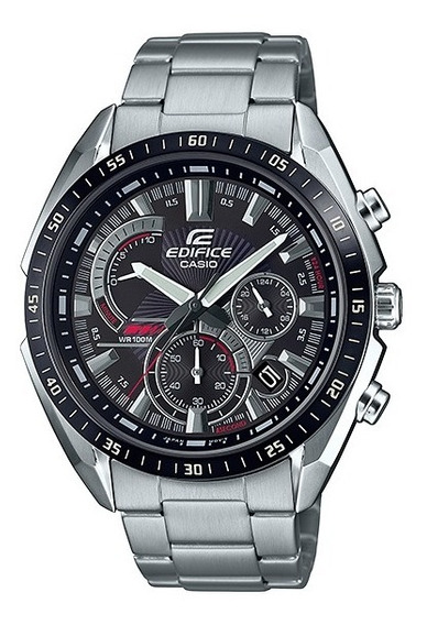 Reloj Casio Edifice Cronógrafo Estándar Efr-570db-1
