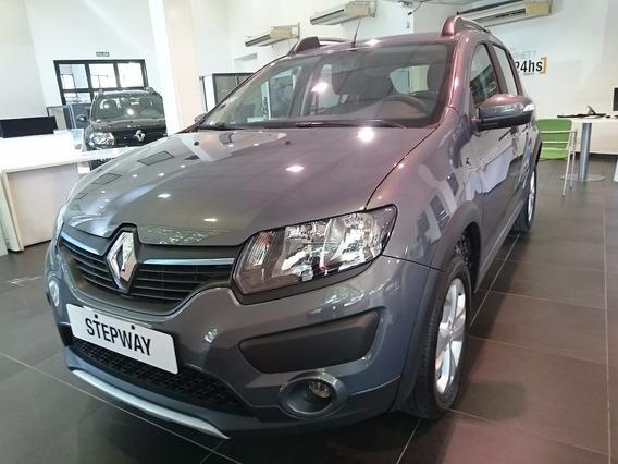 Renault Sandero Stepway Intens 1.6 16 V Okm 20 Entrega Inmos
